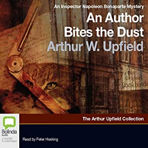 An Author Bites the Dust | [Arthur Upfield]