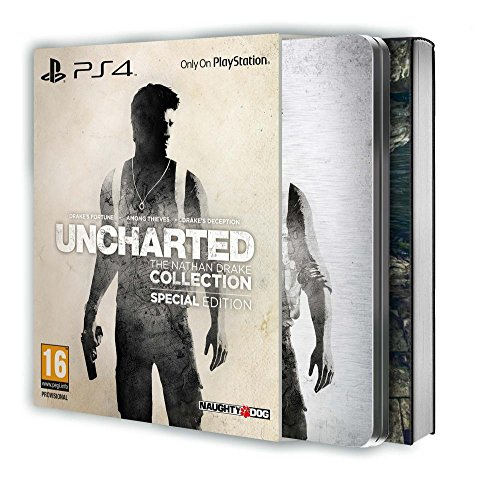 Uncharted: The Nathan Drake Collection Special Edition [AT-PEGI]