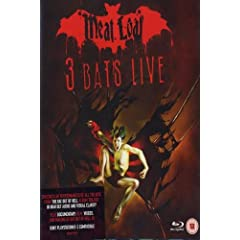 Meat Loaf - 3 Bats Live [Blu-ray]