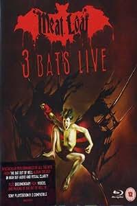 Meat Loaf - 3 Bats Live [Blu-ray]