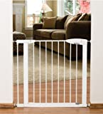 Munchkin-Easy-Close-Metal-Safety-Gate-White