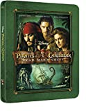 Pirates of the Caribbean: Dead Man's Chest Blu Ray Zavvi Exclusive Limited Edition Steelbook #/3000