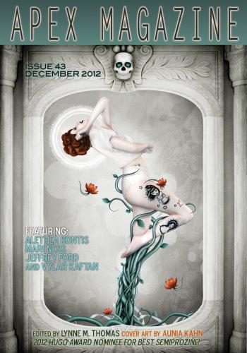 Apex Magazine - September 2012 cover Apex Magazine - December 2012 cover