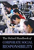 img - for The Oxford Handbook of Corporate Social Responsibility (Oxford Handbooks) book / textbook / text book