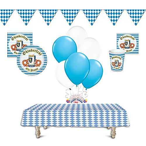 Oktoberfest Party Pack for 8