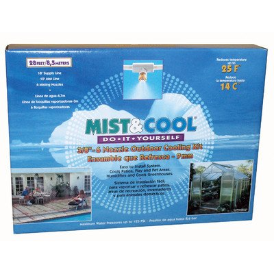 Greenhouse Extension Kit for the Mist and Cool