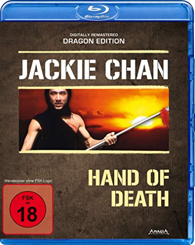 Jackie Chan - Hand of Death - Dragon Edition [Blu-ray]