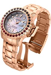 Invicta 16868 Reserve 47mm Subaqua Noma II Automatic 4.55ctw Gem & Diamond Stainless Steel Bracelet Watch