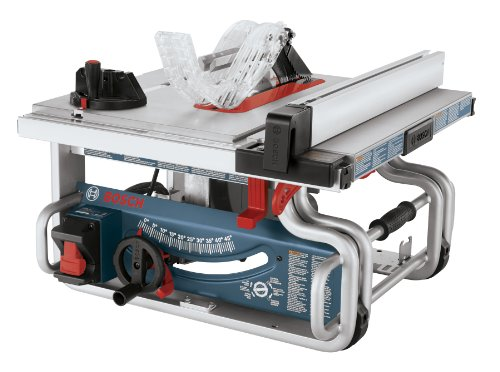 Big Save! Bosch GTS1031 10-Inch Portable Jobsite Table Saw