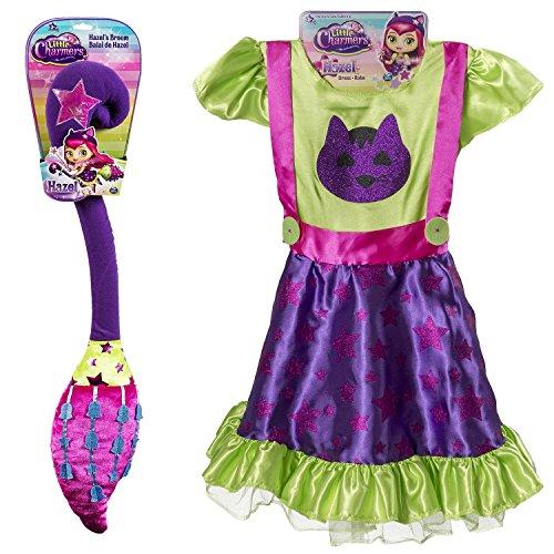Little Charmers Hazel's Dress and Broom Set