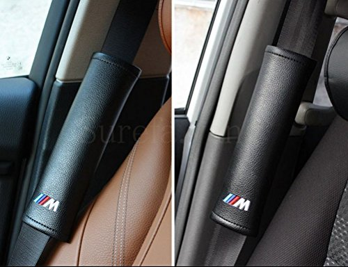 Yida 2pcs M Carbon Fiber Car Styling Accessories
