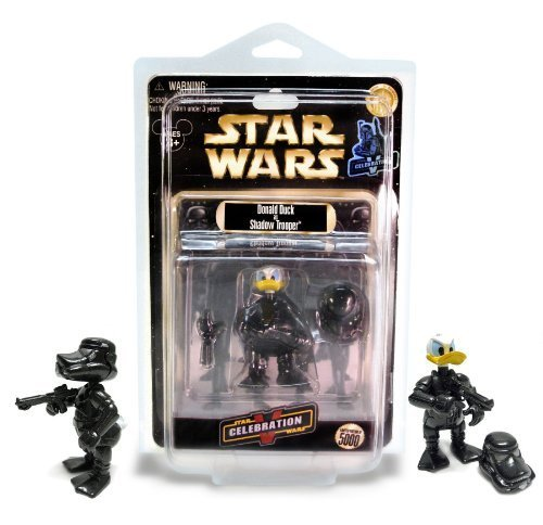 Disney Star Wars Star Tours Donald Duck as Shadow Trooper Celebration V Exclusive Limited to 5000 by Disney