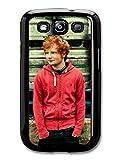 Ed Sheeran Red Hoodie Posing case for Samsung Galaxy S3