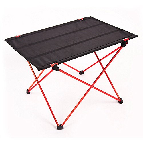 Ultra Light Waterproof Camping Trip Picnic Folding Portable Table Outdoor Dining Desk (Wooden Rolling Cooler compare prices)