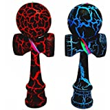 2-PACK - MINI KENDAMA TOY CO. - The Best Pocket Kendama For All Kinds Of Fun (not Full Size) - Aweso