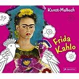 "Kunst-Malbuch Frida Kahlovon ""Andrea Wei�enbach"""