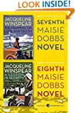 Maisie Dobbs Bundle #3: The Mapping of Love and Death and A Lesson in Secrets: Books 7 and 8 in the New York Times Bestselling Series (Maisie Dobbs Novels)