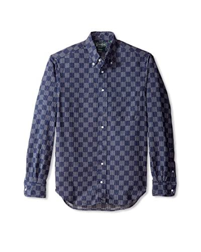Gitman Vintage Men's Check Button Down Shirt