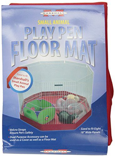 Marshall FC-261 Small-Animal Play Pen Mat/Cover (Playpen Cover compare prices)