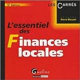 echange, troc Pierre Mouzet - L'essentiel des finances locales