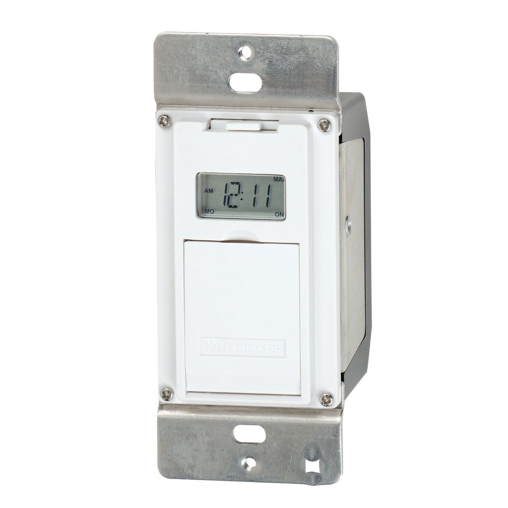 Intermatic Ej500 Indoor Digital Wall Switch Timer New