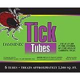 Damminix 27213 Tick Tube, 6-Pack