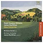 VAUGHAN WILLIAMS. MACMILLAN.  Oboe Co...