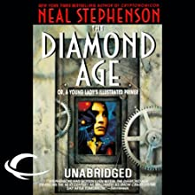 The Diamond Age Audiobook by Neal Stephenson Narrated by Jennifer Wiltsie