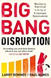 img - for Big Bang Disruption: Business Survival in the Age of Constant Innovation by Downes, Larry, Nunes, Paul (2014) Paperback book / textbook / text book