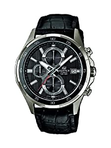 Watch Casio Edifice Efr-531l-1avuef Men´s Black