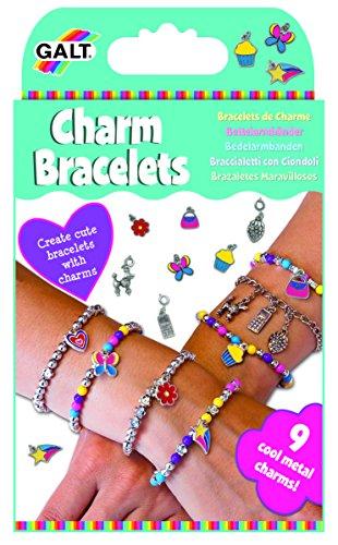 Galt - Charm Bracelets - Coffret Bracelets Breloques - 300 Perles (Import Royaume Uni)