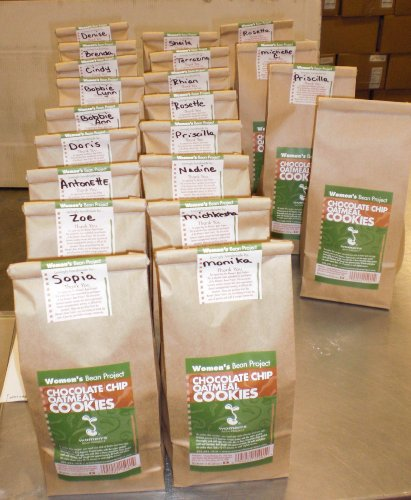 Women's Bean Project Oatmeal Chocolate Chip Cookie Mix