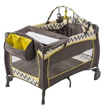 Stunning Evenflo Babysuite Premier Portable Crib SantaFe Sunset