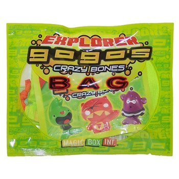 Crazy Bones Gogos Series 3 Explorer Bag 6 Crazy Bones - 1