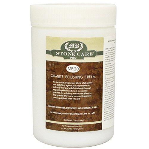 MB-20 Stone Granite Polishing Cream 8.5 Oz. (Granite Polishing Paste compare prices)
