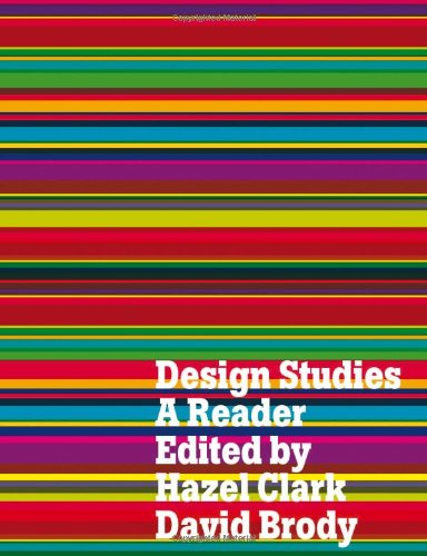 Design Studies: A Reader