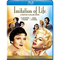 Imitation of Life 2-Movie Collection [Blu-ray]