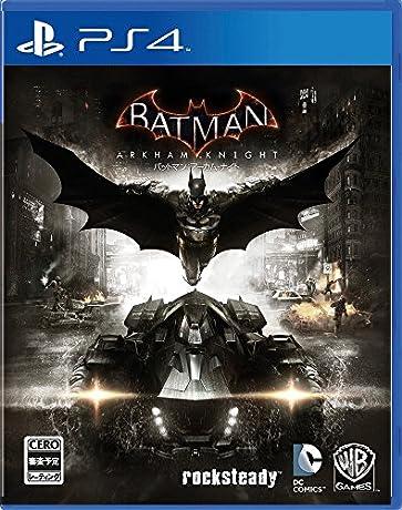 バットマン:アーカム・ナイト (初回生産限定ハーレークィン パック DLCコード 同梱)