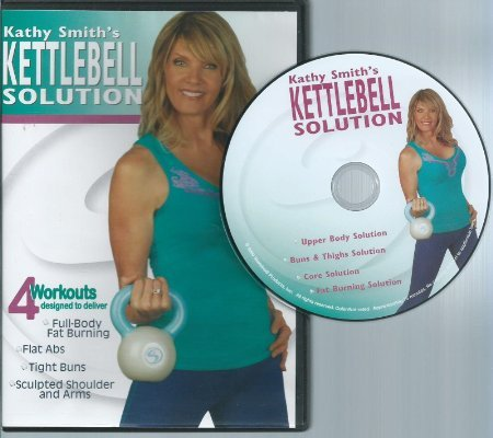 Kathy Smith's Kettlebell Solution Workout DVD (Motion Kettle compare prices)