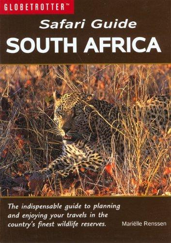 Safari Guide: South Africa (Globetrotter Travel Pack. Safari Guide South Africa)