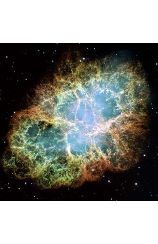 NASA-Space-Posters-Set-of-4-11x17-in-28x34-cm-ready-for-framing-Professional-Astronomy-Photographs-from-Hubble-Space-Telescope-Includes-Giant-Mosaic-of-Crab-Nebula-Planetary-Nebula-NGC-2818-Mars-at-43