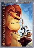 The Lion King (Two-Disc Diamond Edition Blu-ray / DVD Combo in DVD Packaging) (Spanish Edition)