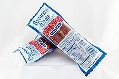 Bavarian Meats Landjaeger Sausage 12 pack (20 Ounces)