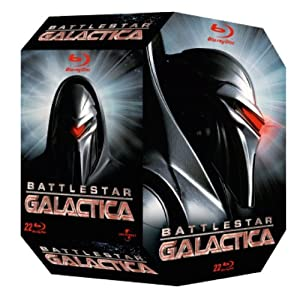 Battlestar Galactica - L'intégrale [Blu-ray]