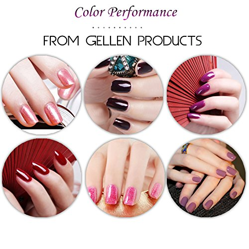 Gellen-Soak-Off-Gel-UV-Nail-Polish-12Pcs-Multi-Colors-Set-2