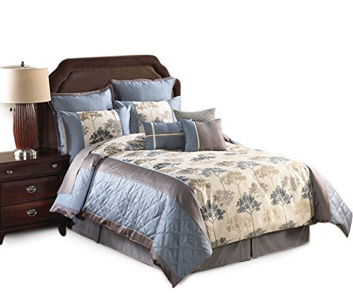 King Size Bedspreads 6509 back