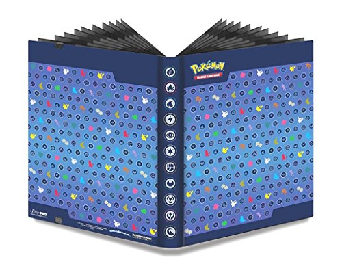 9-Pocket-Pokemon-Full-View-Pro-Binder-Silhouettes-Album