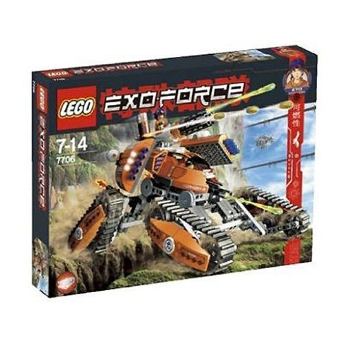 [해외] 레고 (LEGO) 에쿠소포스 모바일디펜스탱크 7706 (2006-12-26)