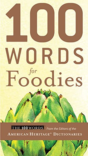 100 Words for Foodies PDF