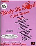 AEBERSOLD JAMEY - Tout instrument- Divers Auteurs - 41 Body & Soul + 2Cd